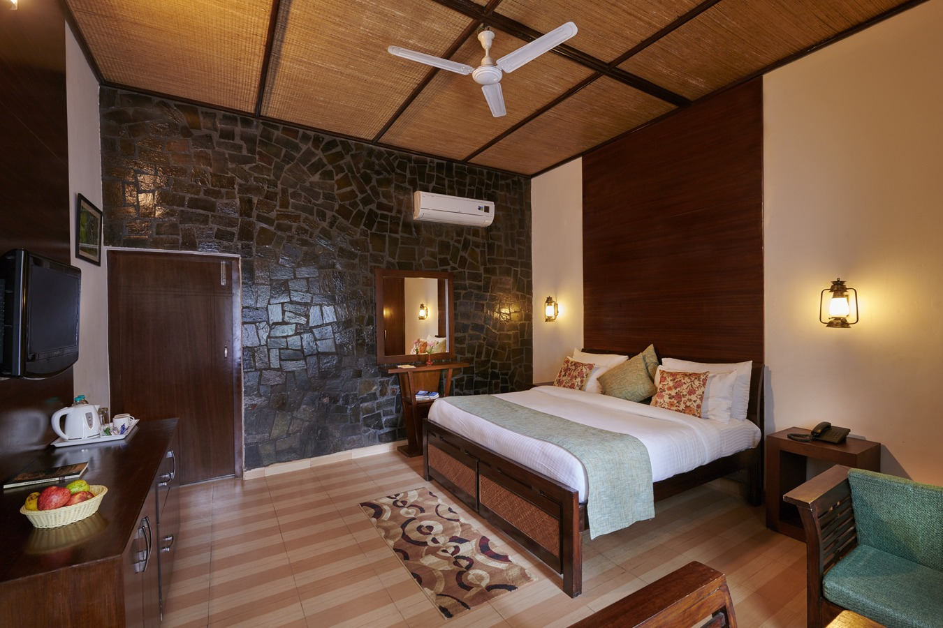 Premium Luxury Resort in Corbett