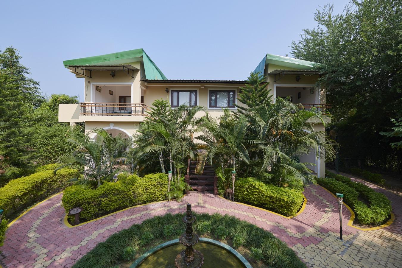 Premium Luxury Resort in Corbett