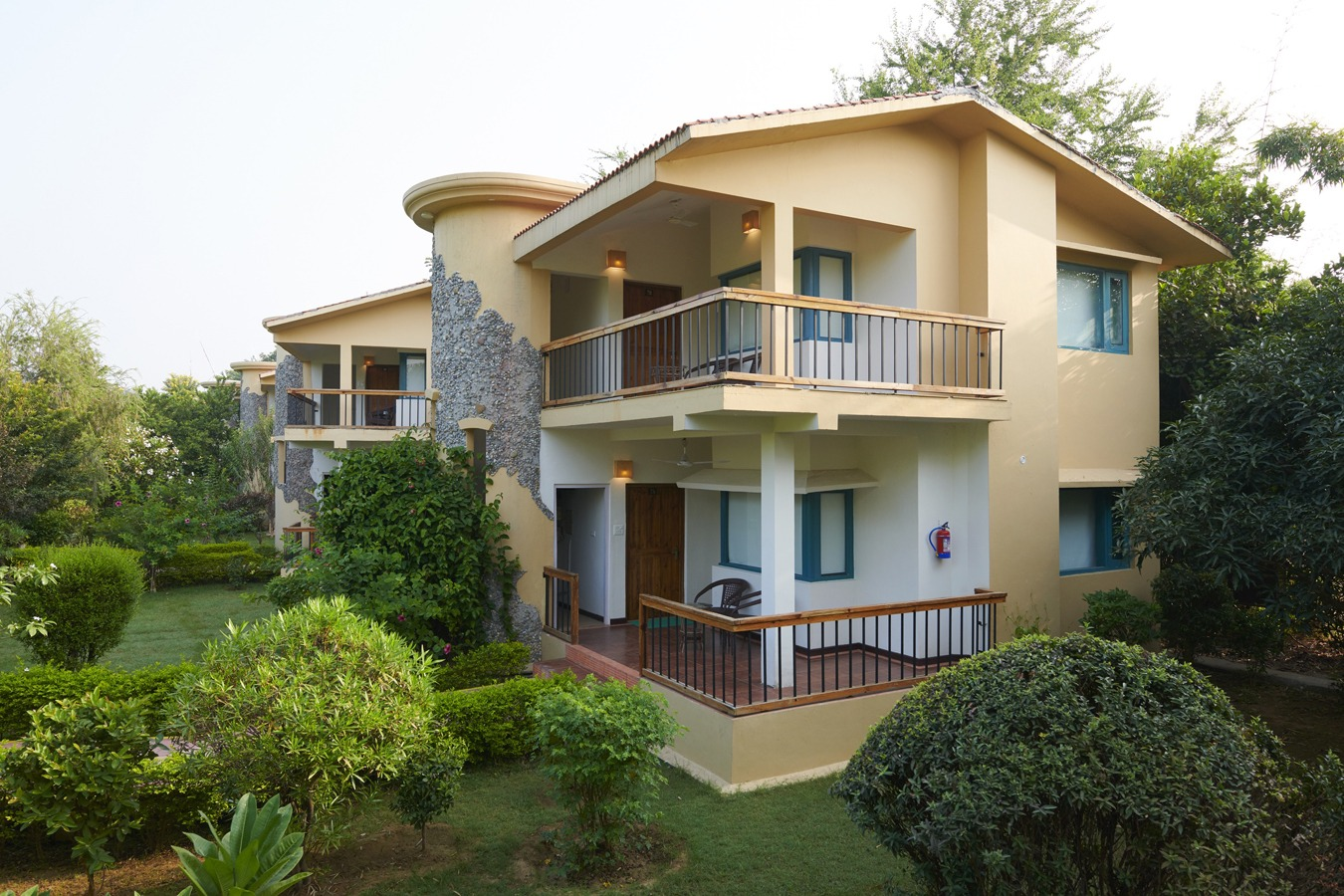 Luxury Resort in Jim Corbett