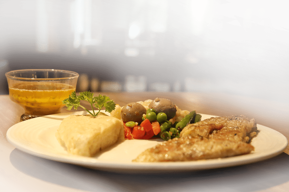 tasty food in corbett