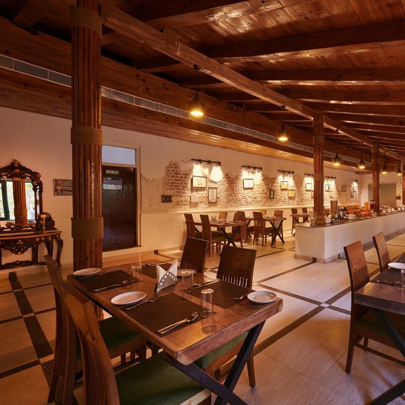 Restaurant in Corbett