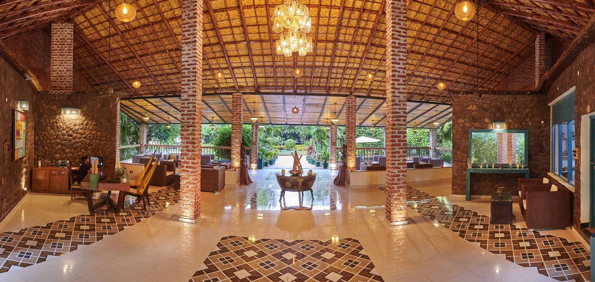5 star resort in corbett