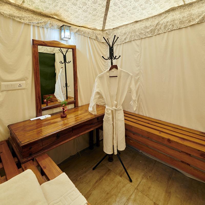 Premium Luxury Tent in Corbett