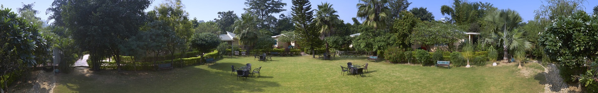 5 Star Resort in Corbett